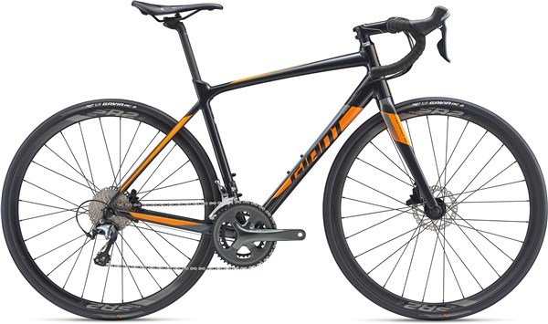 Giant Contend SL 2 Disc 2019 - Road Bike