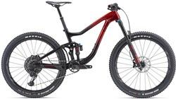 "Product image for Liv Intrigue Advanced 1 27.5"" Womens Mountain Bike 2019 - Trail Full Suspension MTB"