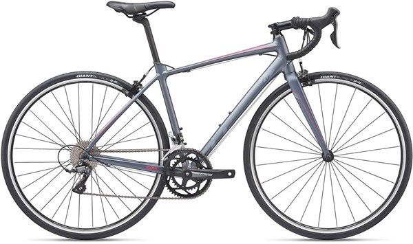 Giant Liv Avail 2 Womens Road Bike  2019 S - Charcoal