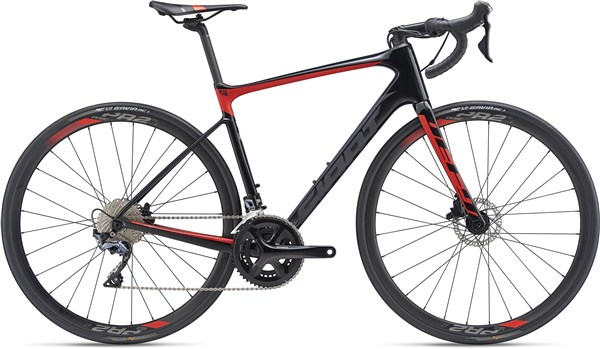 Giant Defy Advanced 1 2019 - Road Bike
