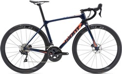 Giant TCR Advanced Pro 2 Disc 2019 - Road Bike