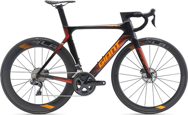 Giant Propel Advanced Pro Disc 2019 - Road Bike