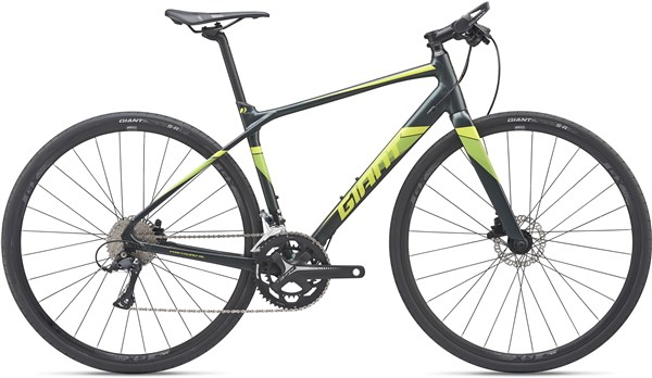 Giant FastRoad SL 2 2019 - Road Bike
