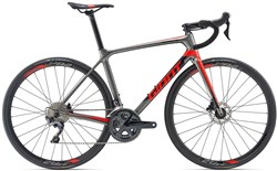 Giant TCR Advanced 1 Disc 2019 - Road Bike