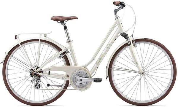 Liv Flourish FS 2 Womens 2019 - Hybrid Classic Bike