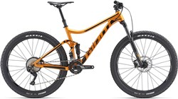 "Giant Stance 1 27.5"" Mountain Bike 2019 - Trail Full Suspension MTB"