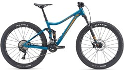 "Liv Embolden 1 27.5"" Womens Mountain Bike 2019 - Trail Full Suspension MTB"