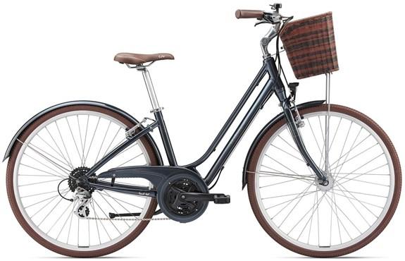 Liv Flourish 2 Womens 2019 - Hybrid Classic Bike