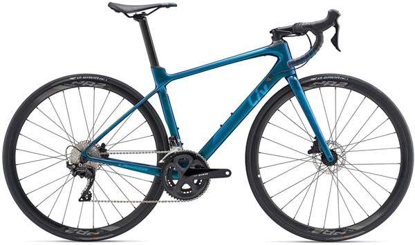 Liv Langma Advanced 2 Disc Womens 2019 - Road Bike | Road bikes