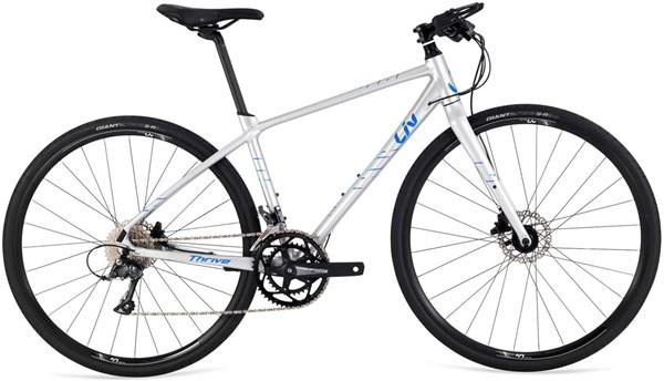 Liv Thrive 3 Disc Womens | City-cykler