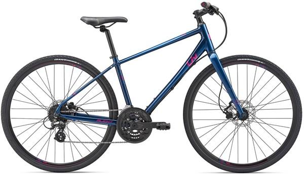 Liv Alight 2 Disc Womens 2019 - Hybrid Sports Bike