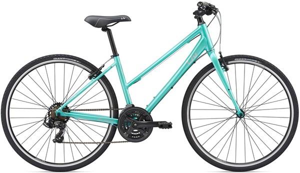 Liv Alight 3 Womens 2019 - Hybrid Sports Bike