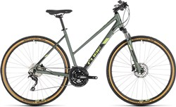 Product image for Cube Nature EXC Womens 2019 - Hybrid Sports Bike