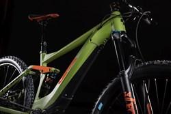"Cube Stereo Hybrid 140 Race 500 27.5"" 2019 - Electric Mountain Bike"