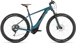 "Cube Reaction Hybrid SLT 500 Kiox 27.5""/29er 2019 - Electric Mountain Bike"
