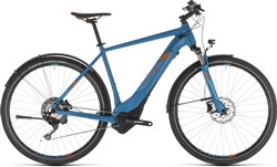 Product image for Cube Cross Hybrid Race 500 Allroad 2019 - Electric Hybrid Bike
