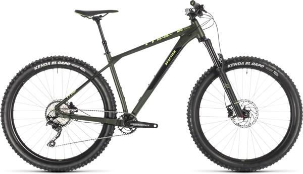 "Cube Reaction TM 27.5"" Mountain Bike 2019 - Hardtail MTB"