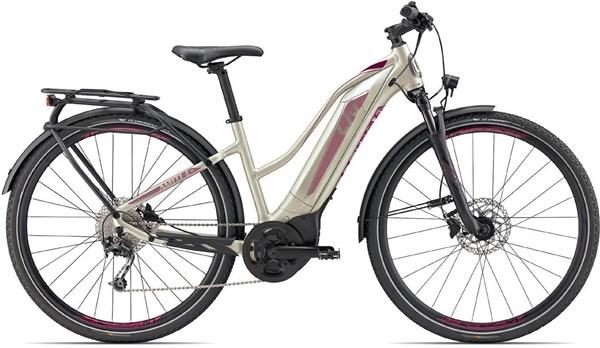 Liv Amiti-E+ 1 2019 - Electric Hybrid Bike