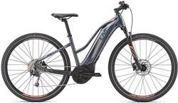 Liv Amiti-E+ 2 2019 - Electric Hybrid Bike