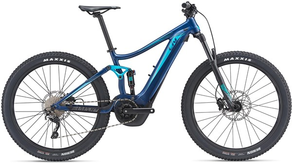 "Liv Embolden E+ 1 27.5"" 2019 - Electric Mountain Bike"