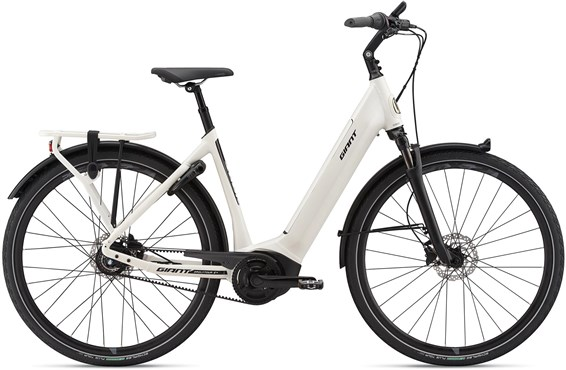 Giant DailyTour E+ 1 Low Step Through 2019 - Electric Hybrid Bike