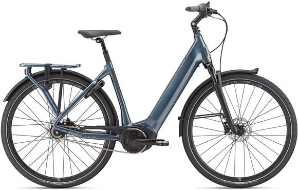 Giant DailyTour E+ 2 Low Step Through 2019 - Electric Hybrid Bike | City