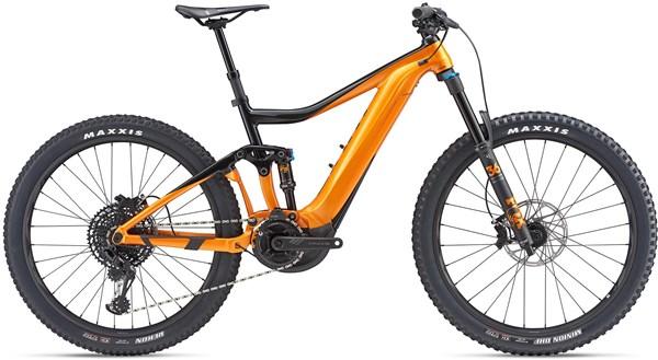 "Giant Trance E+ 1 Pro 27.5""+ 2019 - Electric Mountain Bike"