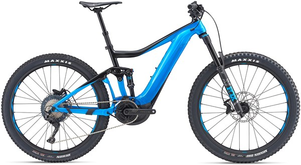 "Giant Trance E+ 2 Pro 27.5""+ 2019 - Electric Mountain Bike"