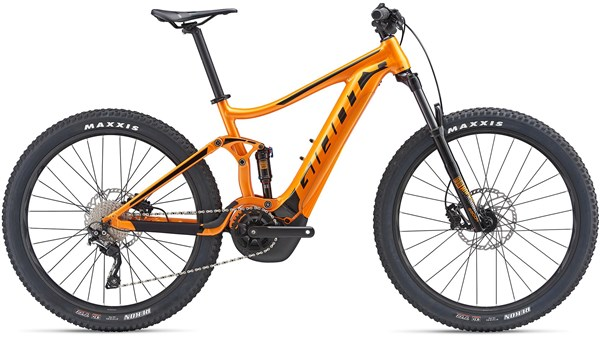 "Giant Stance E+ 1 27.5""+ 2019 - Electric Mountain Bike"