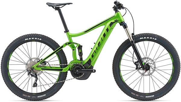 "Giant Stance E+ 2 27.5""+ 2019 - Electric Mountain Bike"