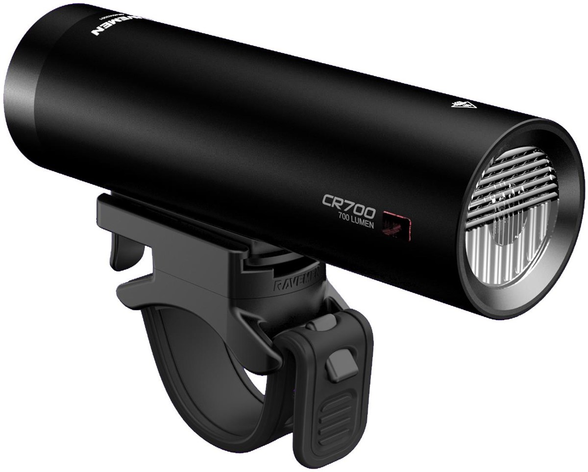 Ravemen CR700 USB Rechargeable DuaLens Front Light with Remote | Front lights