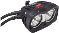 Product image for NiteRider Pro 4200 Enduro Remote Front Light