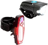 Product image for NiteRider Swift 300/Sabre 80 Combo Light Set