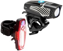 Product image for NiteRider Lumina Micro 650/Sabre 80 Combo Light Set