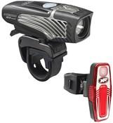 Product image for NiteRider Lumina 1000 Boost/Sabre 80 Combo Light Set