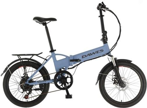 "Dawes Arc Folding - Nearly New - 20"" Wheel 2018 - Electric Hybrid Bike"
