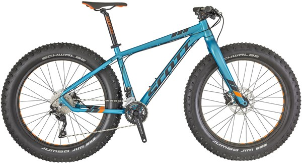 "Scott Big Jon 26"" Mountain Bike 2019 - Fat Bike"