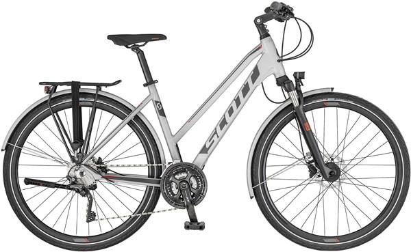 Scott Sub Sport 10 Womens 2019 - Hybrid Sports Bike