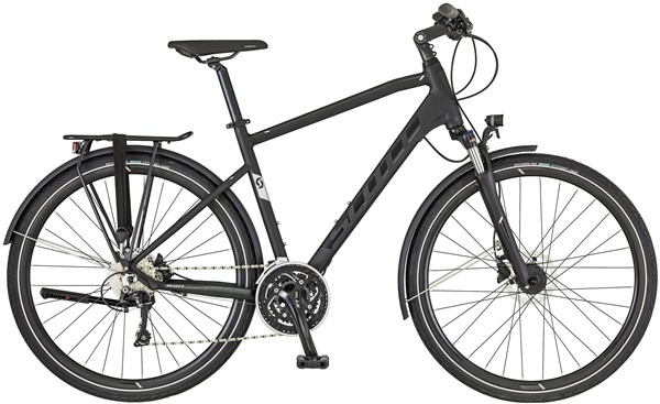 Scott Sub Sport 20 Womens 2019 - Hybrid Sports Bike | City-cykler