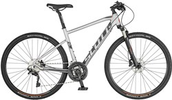 Product image for Scott Sub Cross 10 2019 - Hybrid Sports Bike