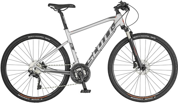 Scott Sub Cross 10 2019 - Hybrid Sports Bike