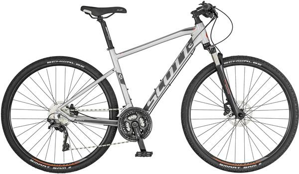 Scott Sub Cross 10 2019 - Hybrid Sports Bike