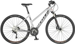 Scott Sub Cross 10 Womens 2019 - Hybrid Sports Bike