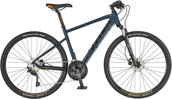 Scott Sub Cross 20  2019 - Hybrid Sports Bike