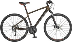 Scott Sub Cross 30  2019 - Hybrid Sports Bike