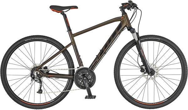 Scott Sub Cross 30  2019 - Hybrid Sports Bike