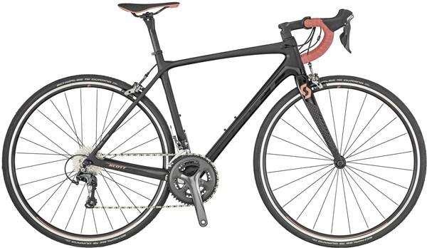 Scott Contessa Addict 35 - 2019 Road Bike | Road bikes