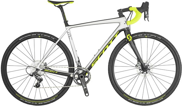 Scott Addict CX RC 2019 - Cyclocross Bike