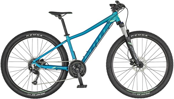 10a1064e710 Scott Contessa Scale 40 29er Womens Mountain Bike 2019 | Tredz Bikes