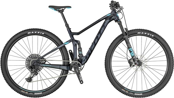 Scott Contessa Spark 920 29er Womens Mountain Bike 2019 - Trail Full Suspension MTB